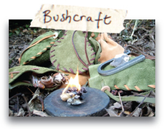 Bushcraft - North Wales