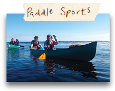 Paddle Sports - North Wales